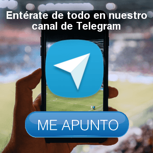 Canal de Telegram Doctor Apuesta para enterarte de todas las novedades en apuestas deportivas